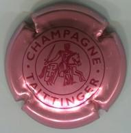 CAPSULE-CHAMPAGNE TAITTINGER N°92c Rosé & Rouge - Taittinger