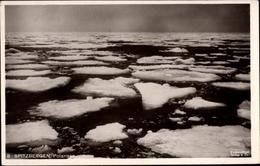 Cp Spitsbergen Spitzbergen Norwegen, Polarisen, Eisschollen Auf Dem Meer - Norvège