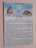 LE MAKARA Astrologie Hindoue ( Edit. GENDRE ) Anno 19?? ( Zie / Voir Photo ) ! - Astronomie