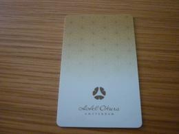Netherlands Amsterdam Okura Hotel Room Key Card - Cartes D'hotel