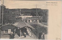 19 / 1 / 320  - STATION. CHARDONNE  - FUNICULAIRE  VEVEY - PÉLERIN   ( VD ) - VD Vaud