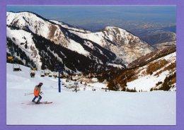 Kazakhstan 2004. Postcards. Almaty. Natural Boundary Chimbulak. The Mountains. - Kazakhstan