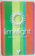 Limelight (Audi) - Cartes D'hotel