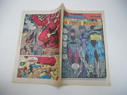 STRANGE EDITION SEMIC N°257 L'ARAIGNEE IRON MAN NAMOR LES VENGEURS - Strange