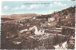Dépt 48 - CASSAGNAS - Vue Générale - France