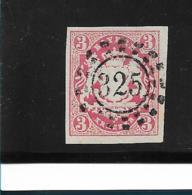 D-Bay074 / Bayern, Mi.Nr. 15, Mühlrad  325, München - Bavaria