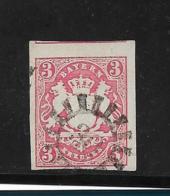 D-Bay080 / Bayern, Mi.Nr. 15, Mühlrad 30 (+ 20) Bärnau - Bayern