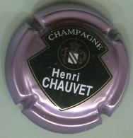 CAPSULE-CHAMPAGNE CHAUVET Henri N°16 Rosé-violacé - Autres