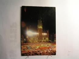 Bruxelles - Grand Place - Tapis De Fleurs - Squares