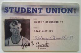 Graduate Hotel Rodney Chamblee - Cartes D'hotel