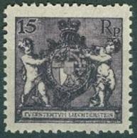 Liechtenstein   51A  *   TB - Liechtenstein