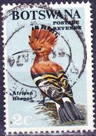 Botswana - Afrikanischer Wiedehopf (Upupa Africana) (Mi.Nr.: 20) 1967 - Gest Used Obl - Botswana (1966-...)