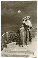 CPA - Carte Postale - Belgique - Couple - Nuit D'Amour - 1913 (SV6914) - Saint-Valentin