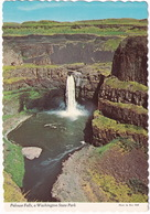 Palouse Falls Near Washtucna - Washington State Park - (USA) - USA Nationale Parken