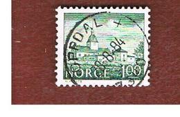 NORVEGIA  (NORWAY)    SG 772   -   1978  BUILDINGS   1,00 -   USED ° - Norvegia