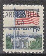 USA Precancel Vorausentwertung Preo, Locals California, Garberville 839 - Préoblitérés