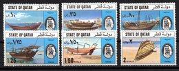 Serie Nº 325/30 Qatar - Qatar