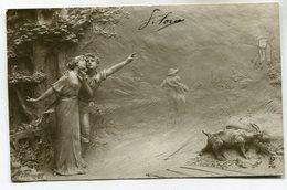 CPA - Carte Postale - Belgique - Couple - 1914 (SV6915) - Saint-Valentin