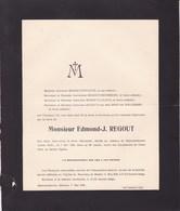Château De MEERSSENHOVEN LIMBOURG Edmond REGOUT 56 Ans 1926 Familles STEVENS HENDRICHS Meerssen ITTEREN - Décès