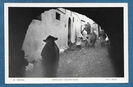 MAROC TETUAN TETOUAN BARRIO MORO UNUSED - Marocco