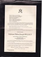 MEERSSEN AUBIN-NEUFCHATEAU WARSAGE Alphonse REGOUT Veuf HENDRICHS Hospices Plunkett 1874-1947 - Décès