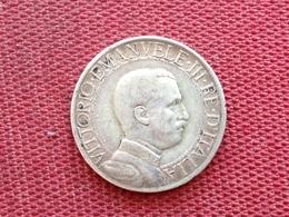 ITALIE Monnaie De 1 Lire 1913 En Argent - 1861-1946 : Royaume