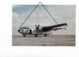 ARMEE BELGE AERIENNE AIR BELGISH LEGER FAIRCHILD PACKET C119G - 1946-....: Era Moderna