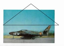ARMEE BELGE AERIENNE AIR BELGISH LEGER REPUBLIC RF 84 F THUNDERSTREAK - 1946-....: Moderne