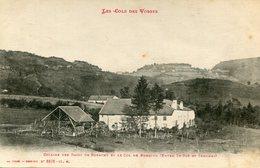 COL DE ROBACHE(SAINT DIE_SENONES) - France