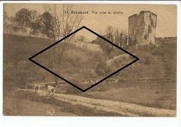 HAINAUT BEAUMONT VUE PRISE DU MOULIN HAINAUT THUIN BELGIQUE - Beaumont