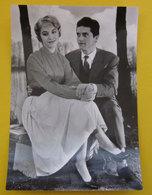 Coppia Innamorati  Cartolina Bromofoto Vera Fotografia - Coppie