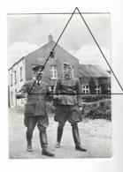 NAMUR Brûly-de-Pesche  Rode-van-Pesche HITLER SE PROMENE MAISON COMMUNALE DE BRULY PHILLIPPEVILLE COUVIN - Belgique