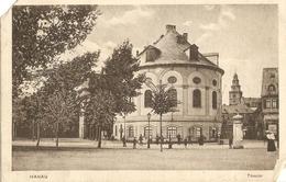 CPA Allemagne 1916 - Theatre, Hanau - Hesse - Hanau