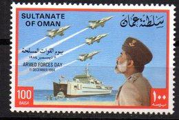 Sello  Nº 251  Oman - Omán