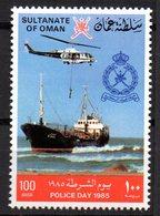 Sello  Nº 252  Oman - Omán