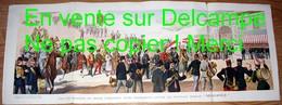 Publicité Couesnon Instruments De Musique Monopole 94 Rue Angoulême ( Rue Jean-Pierre Timbaud ) Paris Militaire - Instruments De Musique