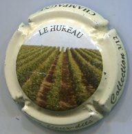 CAPSULE-CHAMPAGNE PASSY GRIGNY N°14b LE HUREAU Contour Crème - Autres