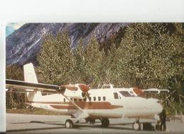 CP AVION DE HAVILLAND DHC 6 ALASKA N711AS   EDITION INTERNATIONAL AIRLINES MUSEUM - 1946-....: Moderne