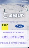 Spain Cable Car Cards,  Astun (1pcs) - Espagne