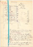 Brief Lettre - Notaire Depratere Renaix Ronse - Naar Kadaster 1924  + - Non Classés