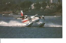 CP AVION DE HAVILLAND HYDRAVION DHC 6 TWIN OTTER 100 AIR BC AIR CANADA CONNECTOR VICTORIA HARBOUR - 1946-....: Moderne