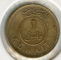 Koweït Kuwait 1 Fils 1966 - 1385 KM 9 - Kuwait