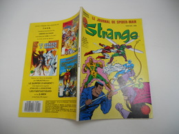 STRANGE EDITION SEMIC N°229 LA DIVISION ALPHA  L'ARAIGNEE  IRON MAN LES VENGEURS BE  ++ - Strange