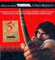 ROSINSKI : Depliant Presentation THORGAL BARBARES - Thorgal
