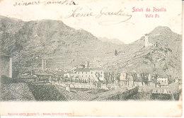 ITALIA - REVELLO (cuneo) - Saluti Da Valle PO, Viag.1904 - 2019-213 - Altre Città