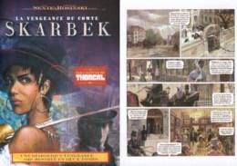 ROSINSKI : Depliant Presentation SKARBEK - Books, Magazines, Comics