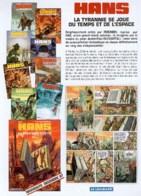 ROSINSKI : Flyer HANS - Books, Magazines, Comics