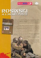ROSINSKI : Flyer Philanews - Books, Magazines, Comics