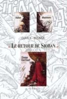 ROSINSKI : Depliant Presentation SIOBAN Dame Gerfaut - Complainte Des Landes Perdues
