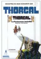 ROSINSKI : Depliant Presentation THORGAL FORTERESSE INVISIBLE - Thorgal